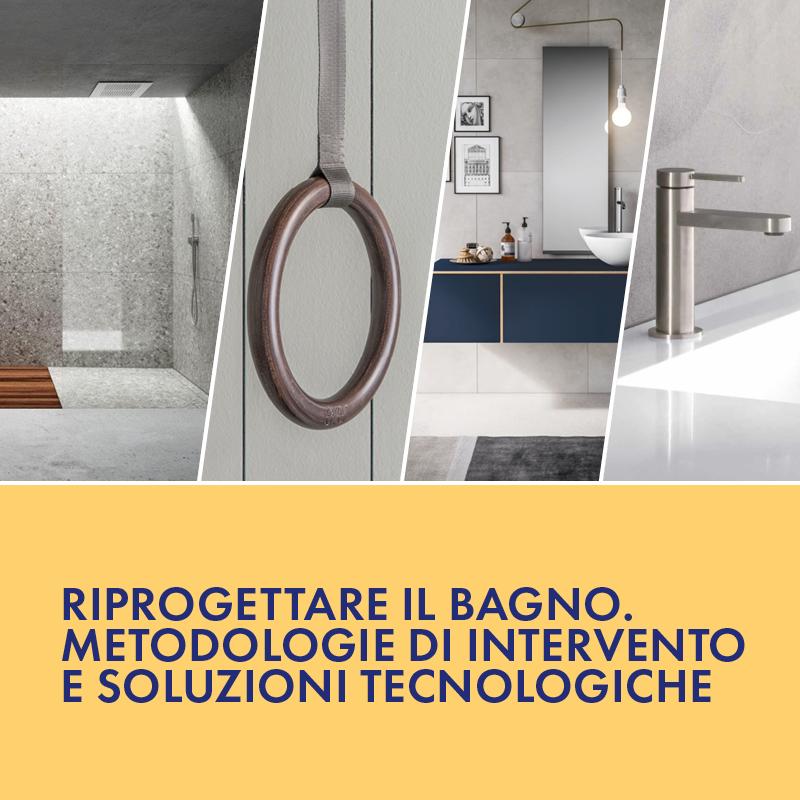 Interior design riprogettare il bagno eera 6 novembre 2018 edicomeventi edicom eventi - Malta a novembre bagno ...